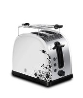 Find out more 21973-56 Legacy Floral 2 Slice Toaster