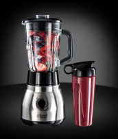 Find out more 23821 Stainless Steel Jug Blender with Personal Blender Attachment