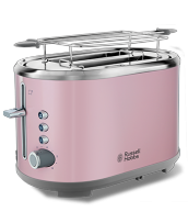 Mehr 25081-56 Bubble Soft Pink Toaster