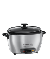 Find out more about the RHRC20 Turbo Rice Cooker