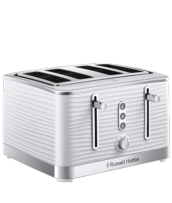 Find out more about the RHT114WHI Inspire 4 Slice Toaster white