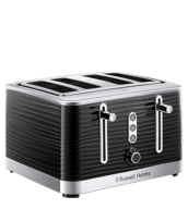 Find out more about the RHT114BLK Inspire 4 Slice Toaster Black