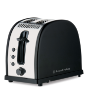 Find out more about the RHT72BLK Brighton 2 Slice Toaster - Black