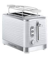 Find out more 24370-56 Inspire White Toaster