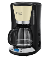 Läs mer 24033-56 Colours Plus Cream Coffee Maker