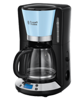 Läs mer 24034-56 Colours Plus Blue Coffee Maker